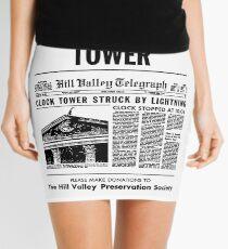 Save the Clocktower Mini Skirt