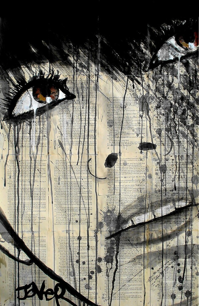 echoes  by Loui  Jover