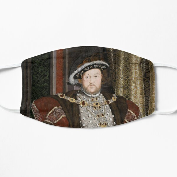 Portrait of Henry VIII Mask