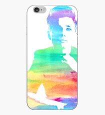 rainbow chris iPhone Case