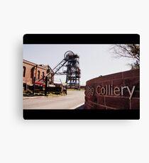 Haig Colliery Canvas Print