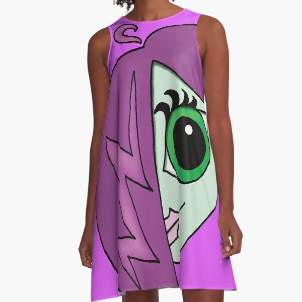 Embrace Your Weird A-Line Dress