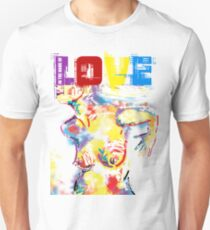 In The Name Of Love. Unisex T-Shirt