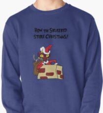 Sudadera cerrada Cómo el Skullkid robó la Navidad