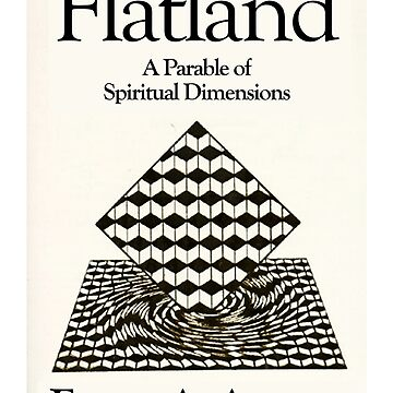 Flatland: flat-chested just means more spiritual! by boobwhimsy