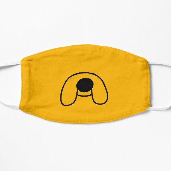 Jake the Dog Mouth Flat Mask