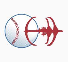 Deep Space Niners   Baseball  Sleeve