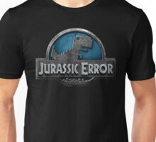 Jurassic Error Unisex T-Shirt
