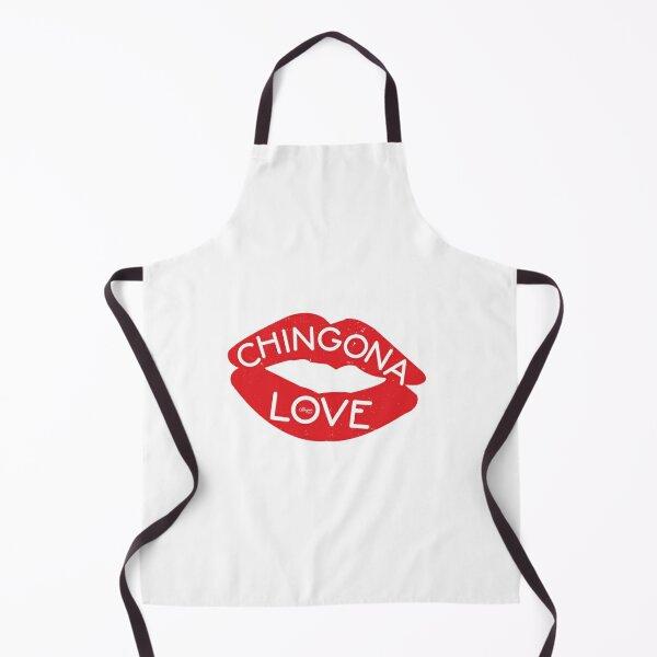 Chingona Love Apron