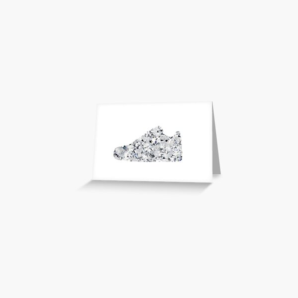 AIR DIAMOND Greeting Card