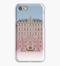 The Grand Budapest Hotel iPhone Case/Skin