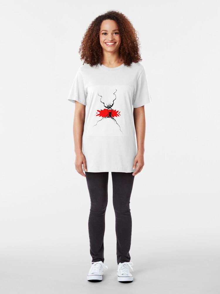 Alternate view of Insanity Slim Fit T-Shirt