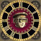 Steampunk Pilot by Tickleart