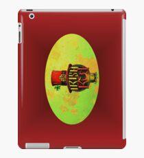 IRISH RED LABEL. iPad Case/Skin