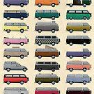 Camper Van by Wyattdesign
