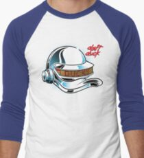 Daft Duck - Quackter Men's Baseball ¾ T-Shirt