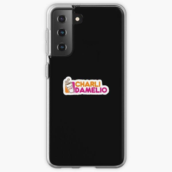 Charlie Damelio! Coque souple Samsung Galaxy