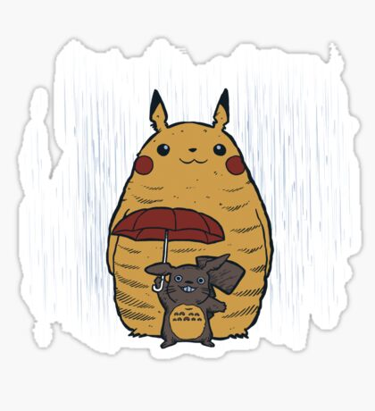 Totorochu Sticker