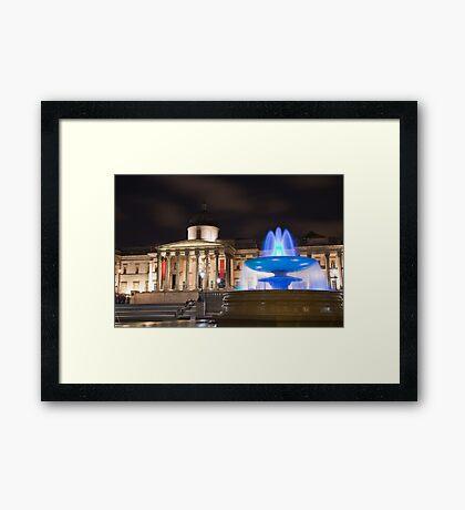 National Gallery  Framed Print