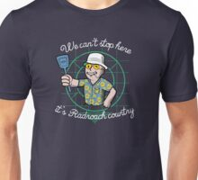 Fear and loathing in NEW Vegas Unisex T-Shirt