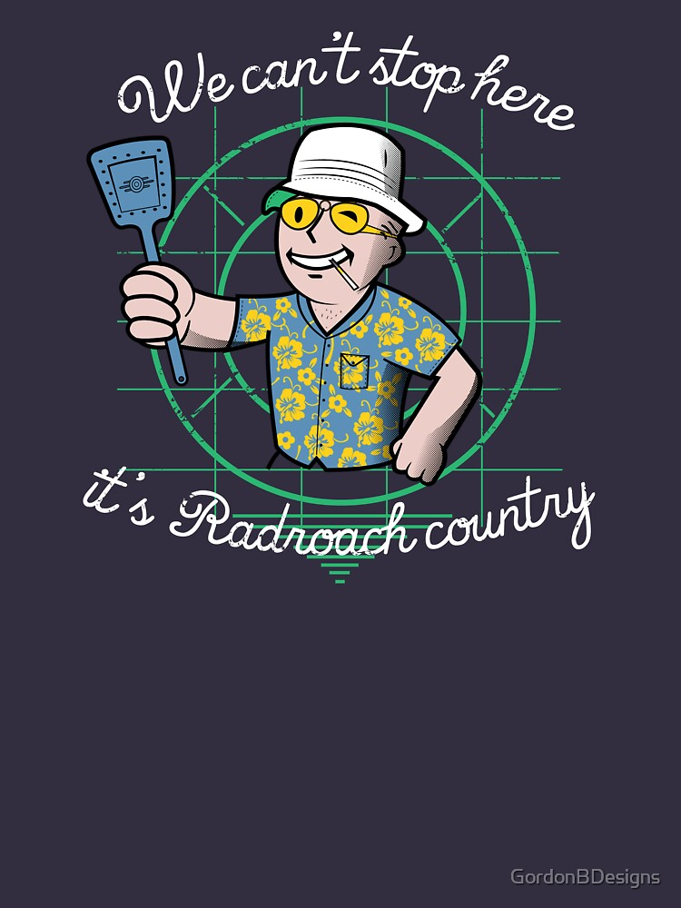 Fear and loathing in NEW Vegas | Unisex T-Shirt