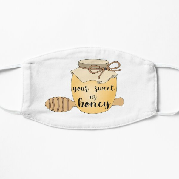 sweet as honey Mask