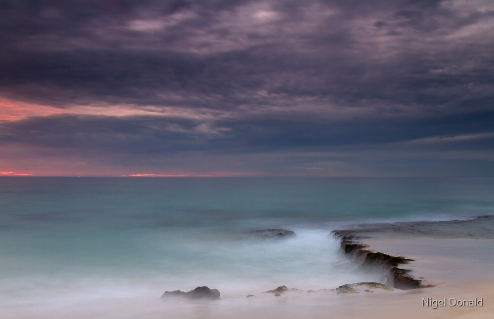 Cottesloe Beach, Western Australia by Nigel Donald