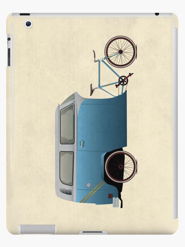 Camper Bike by Andy Scullion