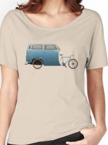Camper Bike Women's Relaxed Fit T-Shirt