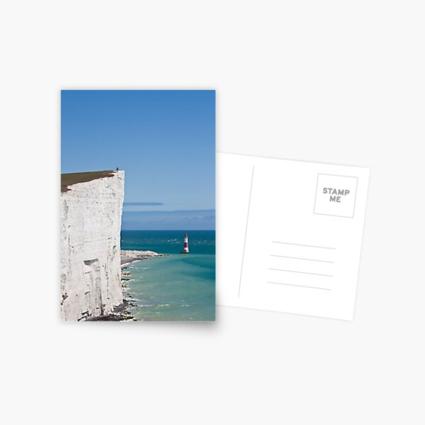 Beachy head Postcard
