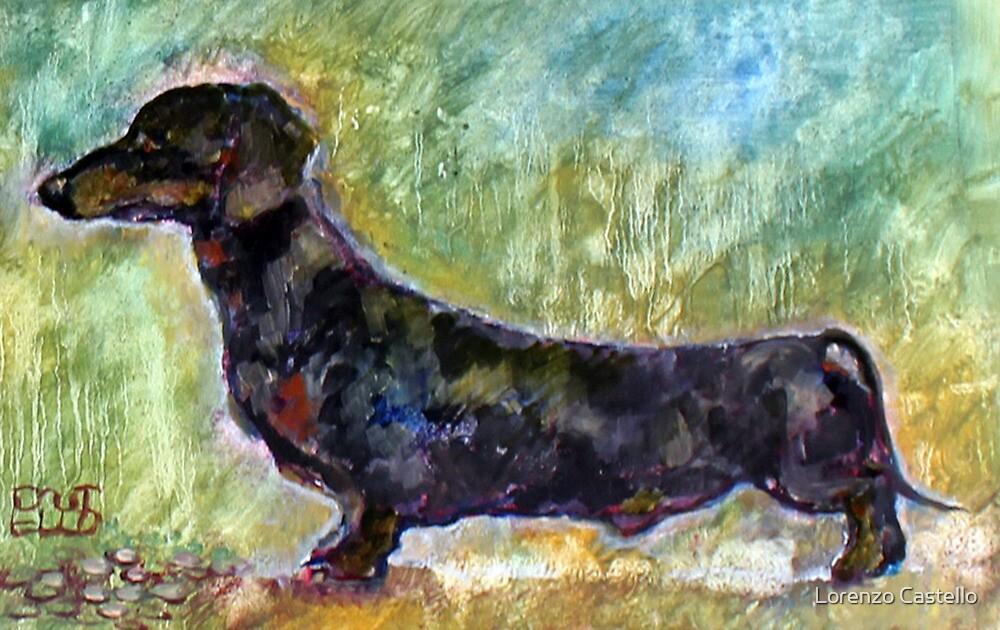 Long dog by Lorenzo Castello