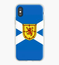 Smartphone Case - Flag of Scotland (unofficial) - Horizontal iPhone Case