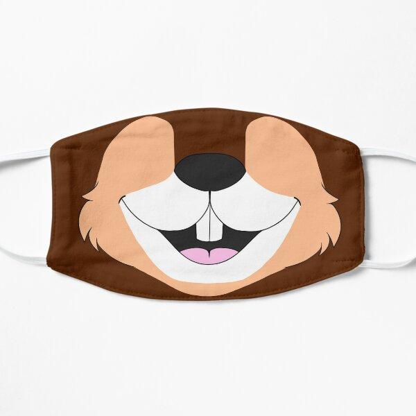 Masque Chipmunk 1 Masque sans plis