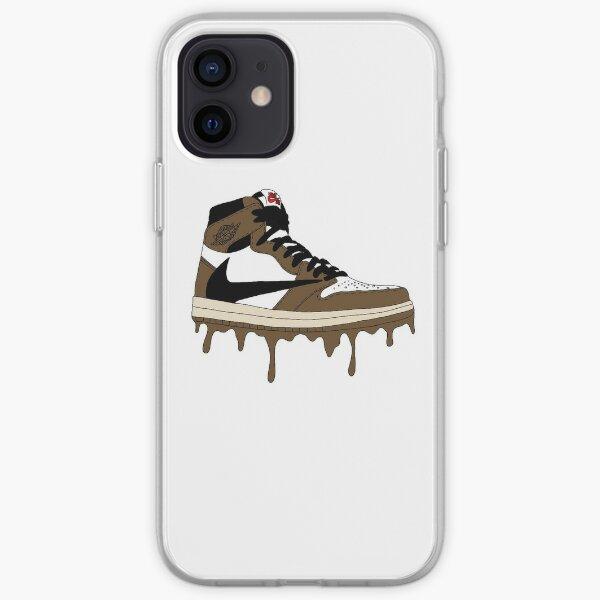 TRAVIS 1 Funda blanda para iPhone