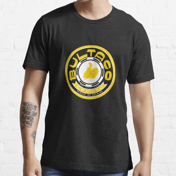 BEST SELLER - Bultaco Motorcycles Logo Merchandise Camiseta esencial