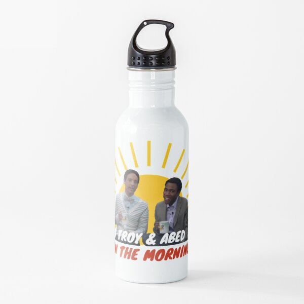 Troy and Abed in The Morning Water Bottle