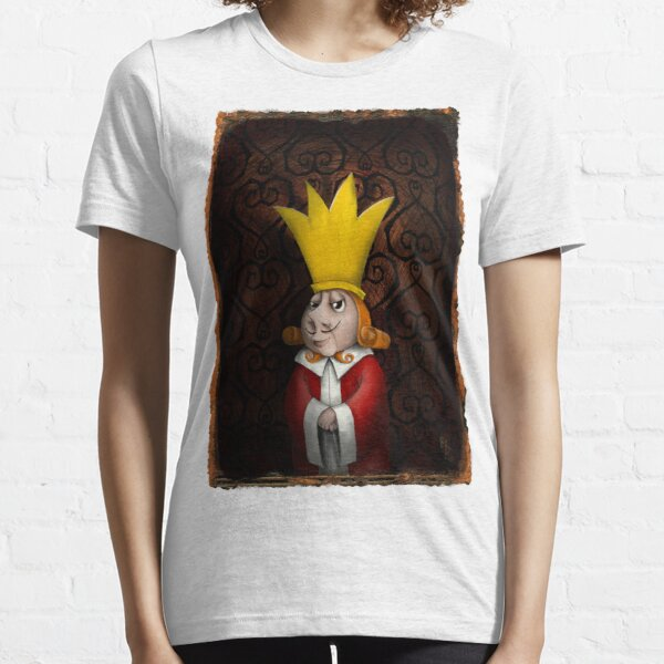 the King and i - king of hearts - alice in wonderland Essential T-Shirt
