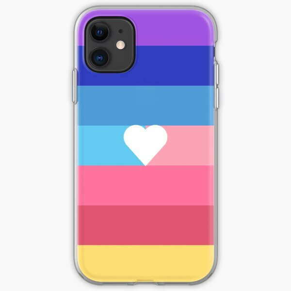 Gender Stubborn iPhone Soft Case