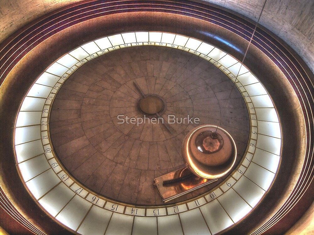 The Pendulum by Stephen Burke