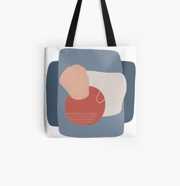 Modernity All Over Print Tote Bag