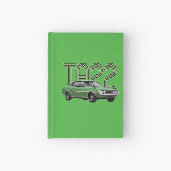 TA22 JDM Classic - Green Hardcover Journal