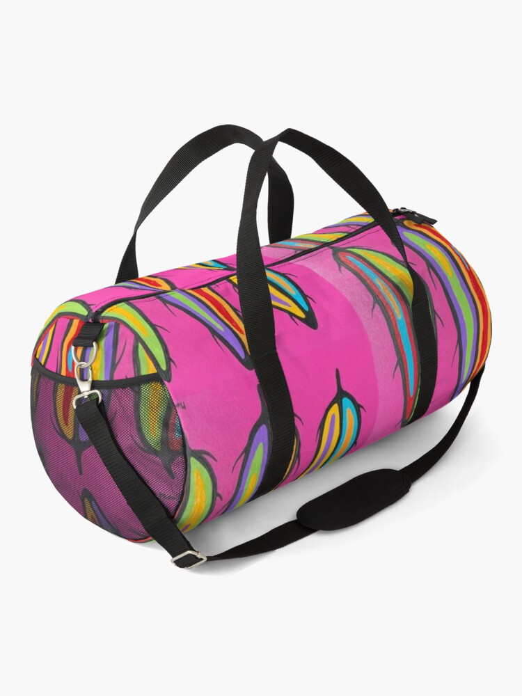 Alternate view of Feathers Duffle Bag