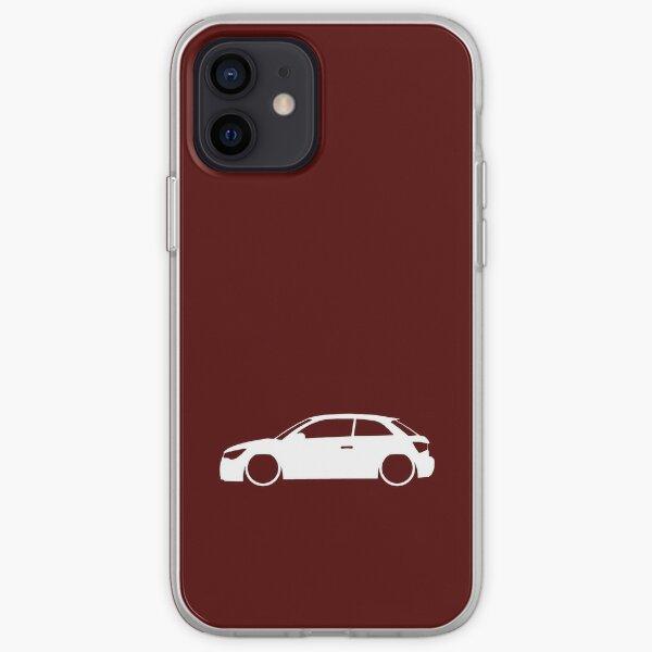Typ 8X iPhone Soft Case