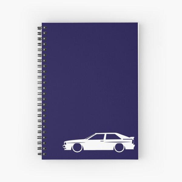 The Original Quattro Spiral Notebook