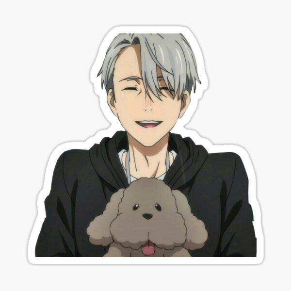 Victor - Yuri sur glace Sticker
