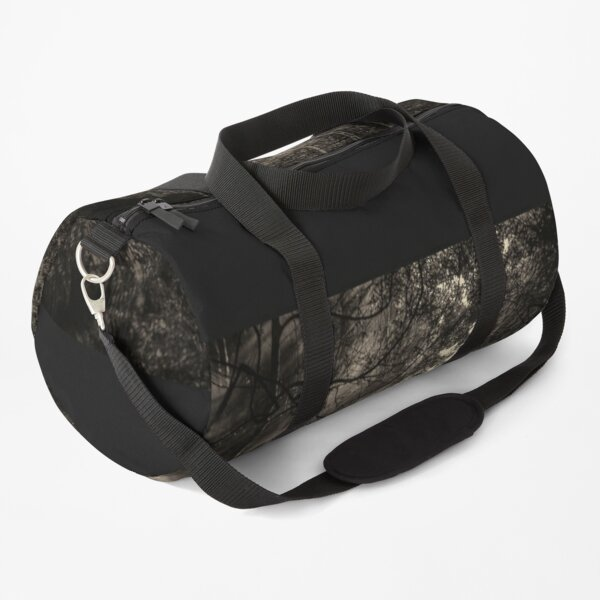 Steam and rainforest Duffle Bag