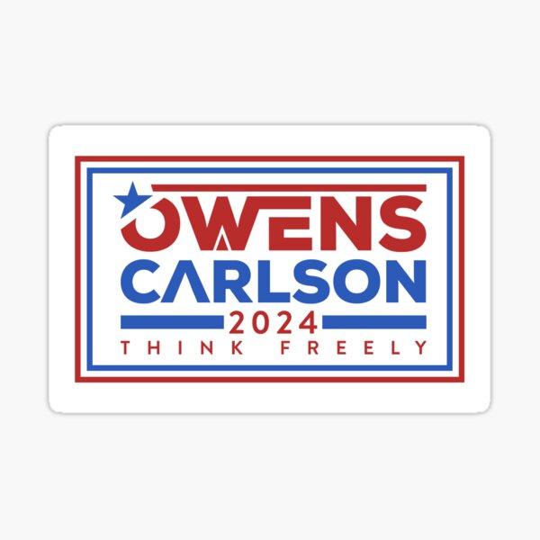 Owens Carlson 2024 Campaign Sticker