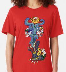Xolotl (Colour) Slim Fit T-Shirt