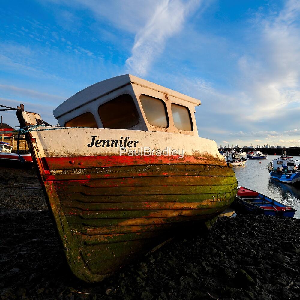 Jennifer by PaulBradley