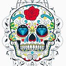 Mexican Skull by jpvalery